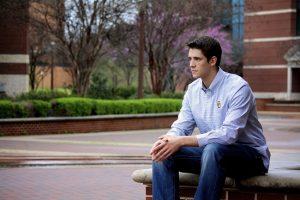 Jonathan Davis -- Argyle student