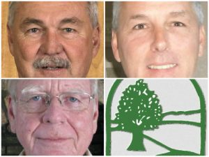 2015 Town of Bartonville  council candidates