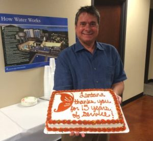 Lantana General Manager Kevin Mercer celebrates his 15th anniversary overseeing Lantana.
