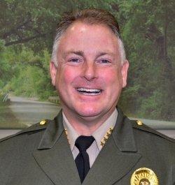 Denton County Sheriff Will Travis