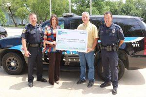 CoServ Charitable Foundation-Bartonville Police