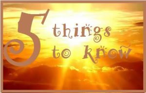 five things 4